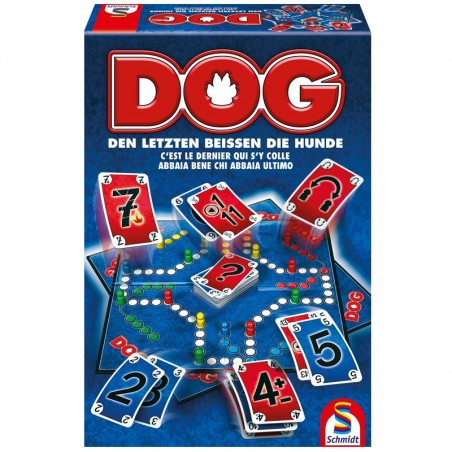 Schmidt Spiele Dog - Den Letzten beissen die Hunde