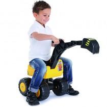 Sitzbagger Mobby Dig Kinderfahrzeug