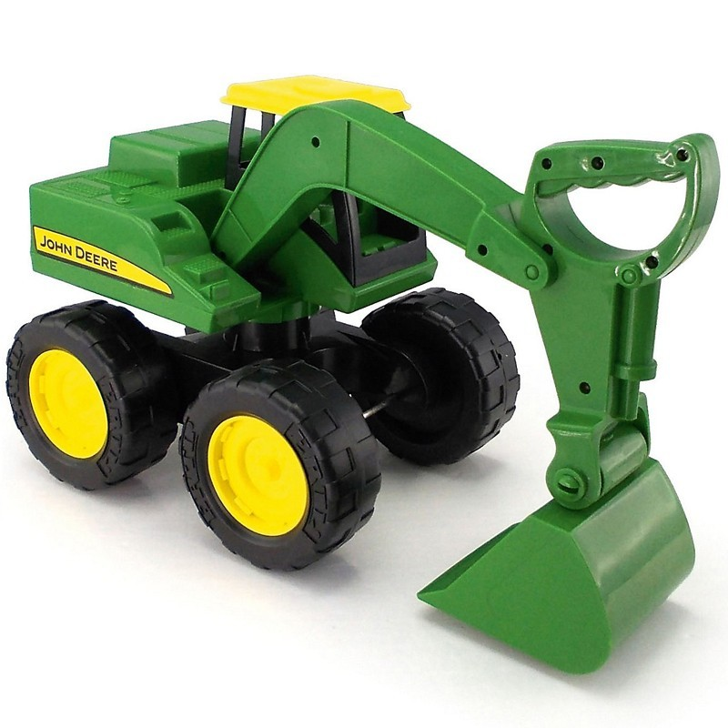 Tomy BIG Scoop John Deere Spielzeug Bagger