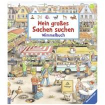 Ravensburger Mein grosses Sachen suchen - Wimmelbuch