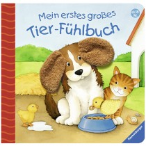 Ravensburger Mein erstes grosses Tier-Fühlbuch