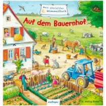 Mein allererstes Wimmelbuch...