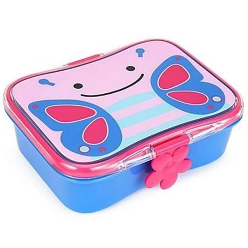 Skip Hop Zoo Lunchbox Schmetterling