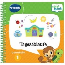 Vtech Lernstufe 1 Tagesabläufe 80-480804