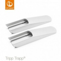 Stokke Tripp Trapp Extralange Bodengleiter Weiss