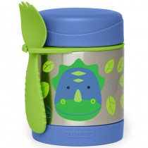 Skip Hop Zoo Nahrungsbehälter Insulated Food Jar Dino