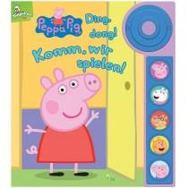 Peppa Wutz Kinderbuch Ding Dong! Komm, wir spielen!