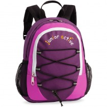 Fabrizio Kinderrucksack junior active Lila