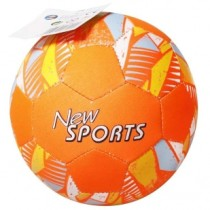 New Sports Neopren Ball 15cm orange
