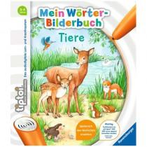 Ravensburger tiptoi Mein Wörter-Bilderbuch Tiere