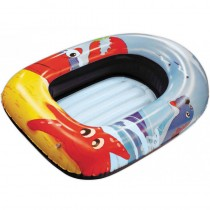 Splash & Fun Kinderboot Beach Fun 90 x 60 cm