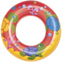 Bestway Schwimmring Sea Adventures Rot 51cm