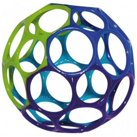 OBALL Original 11 cm Grün Blau Türkis Violett