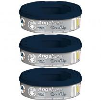 Angelcare Nachfüllkassetten Dress-Up 3 Stück