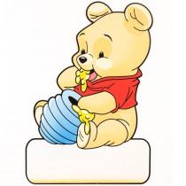 Geburtstafel Winnie Puuh