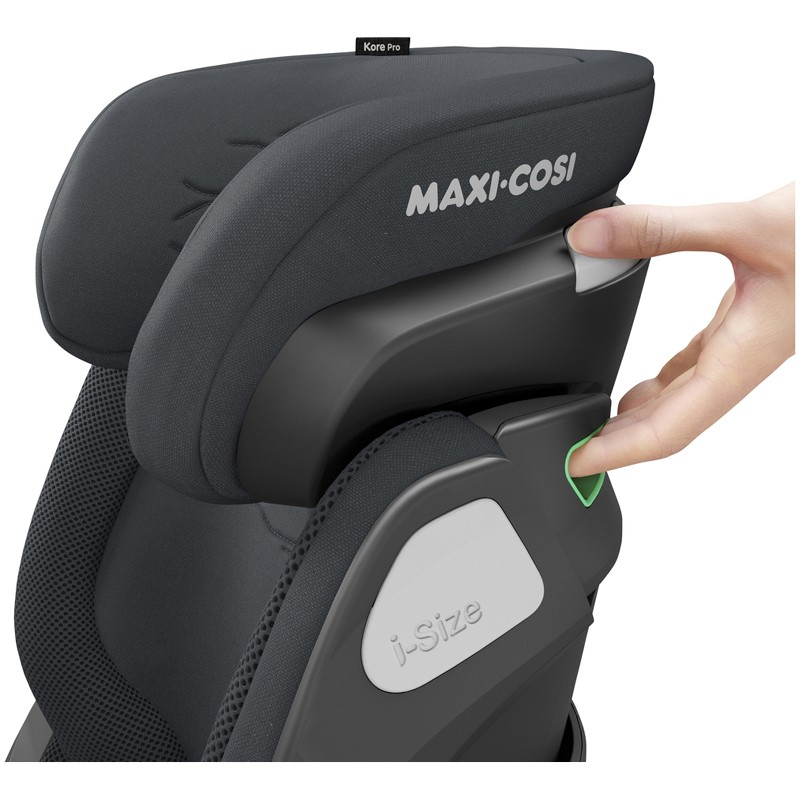 Maxi-Cosi Kore Pro i-Size Kindersitz Authentic Graphite