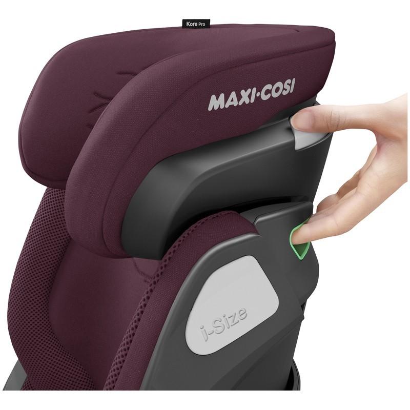 Maxi-Cosi Kore Pro i-Size Kindersitz Authentic Red