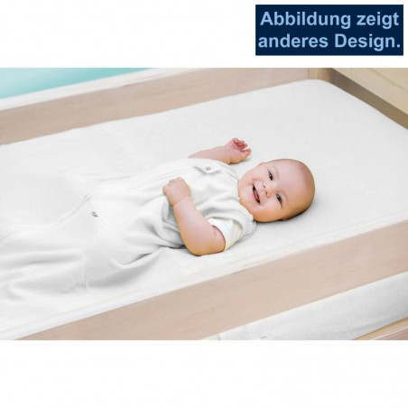 Zewi Fix-Decke 70x140 blau 24