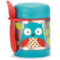 Skip Hop Zoo Nahrungsbehälter Insulated Food Jar Owl