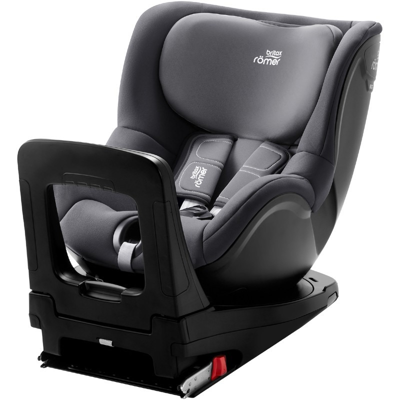 britax r mer dualfix m i size storm grey 2019 g nstig. Black Bedroom Furniture Sets. Home Design Ideas