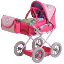 Knorr Toys Puppenwagen Ruby Theodor und Friends