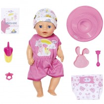 Zapf BABY born Soft Touch Little Girl 36cm