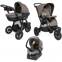 Chicco Trio Activ3 Top Dark Beige