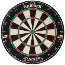 Unicorn Striker Dartboard Bristle Board