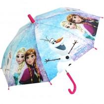 Disney Frozen Elsa, Anna und Olaf Regenschirm