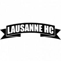 Aufkleber Lausanne HC V4