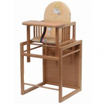 Baby Plus Kombi-Hochstuhl Fun Chair