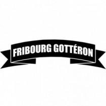 Aufkleber Fribourg Gottéron V4