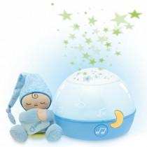 Chicco GoodNight Stars Sternenhimmel Projektor Blau