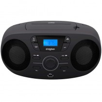 BigBen Tragbarer CD-Player Radio mit USB
