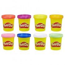 Play-Doh Knete 8er Pack Regenbogen