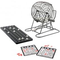 Natural Games Bingo mit Metallkorb