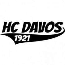 Aufkleber HC Davos 1921 V3