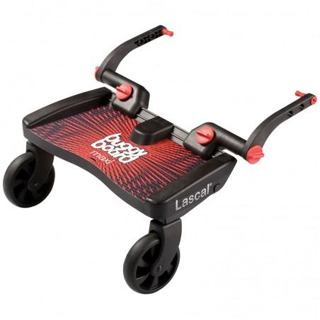 LASCAL BuggyBoard Maxi Trittbrett Rot