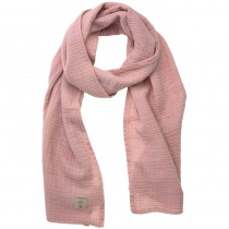 Lässig Stillschal Muslin Nursing Scarf Rose