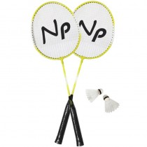 New Sports Badminton-Set Junior in Tasche