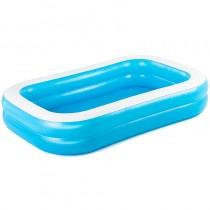 Bestway Family Pool Blau 262x175x51 cm