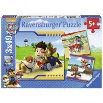 Ravensburger Puzzle Paw Patrol Helden im Fell