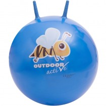 Outdoor active Sprungball 60 cm Biene Blau