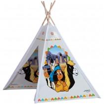 Tipi Indianer Spielzelt Yakari