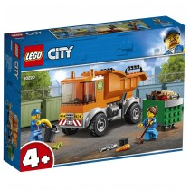 LEGO City Müllabfuhr 60220