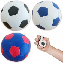 New Sports Soft-Fussball Knautschball 10 cm