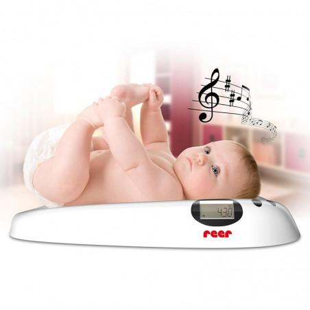 Reer Babywaage mit Musik 6409