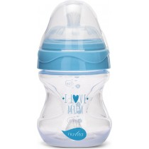 Nuvita Mimic Collection Babyflasche 150ml Blau