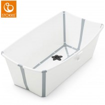 Stokke Flexi Bath Bundle white Badewanne