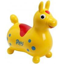 Hüpfpferd Rody Gelb Hüpftier